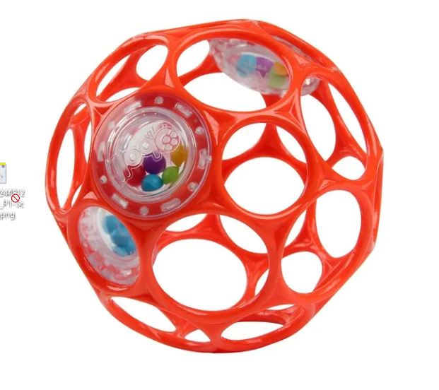 Bright Starts Oball Rattle 11483