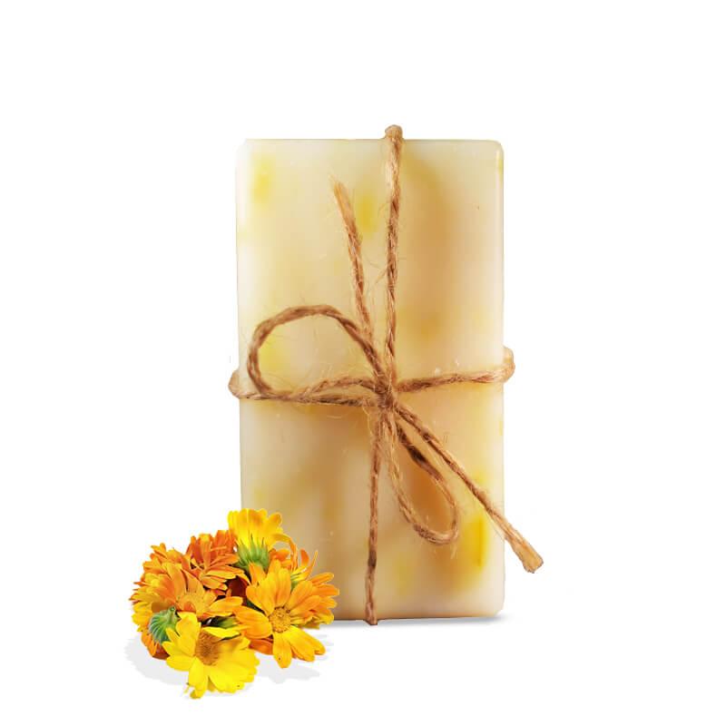 HillVital - Nechtíkové mydlo na hojenie rán a zápaly, 95 g