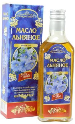Ľanový olej za studena lisovaný 250 ml