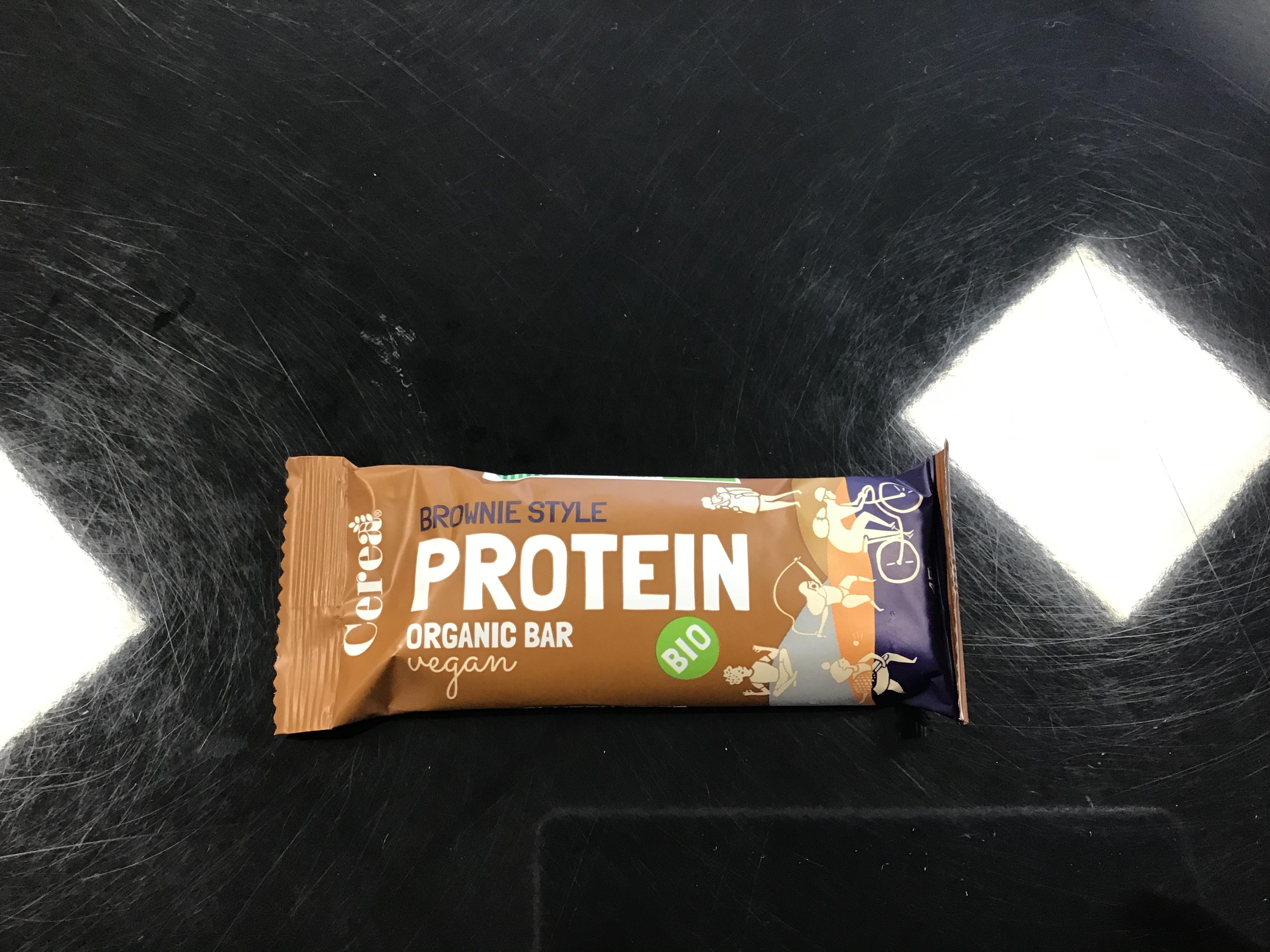 Cerea Protein Tyčinka Brownie style 45g