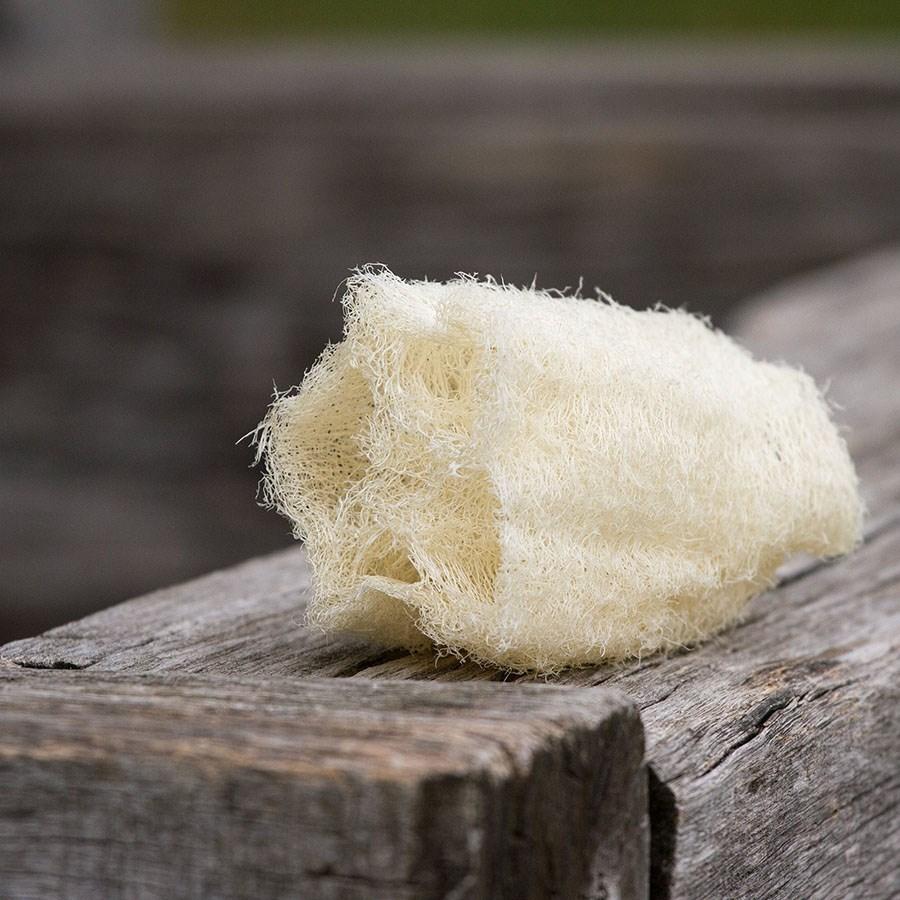 Lufa prírodná eko hubka na čistenie