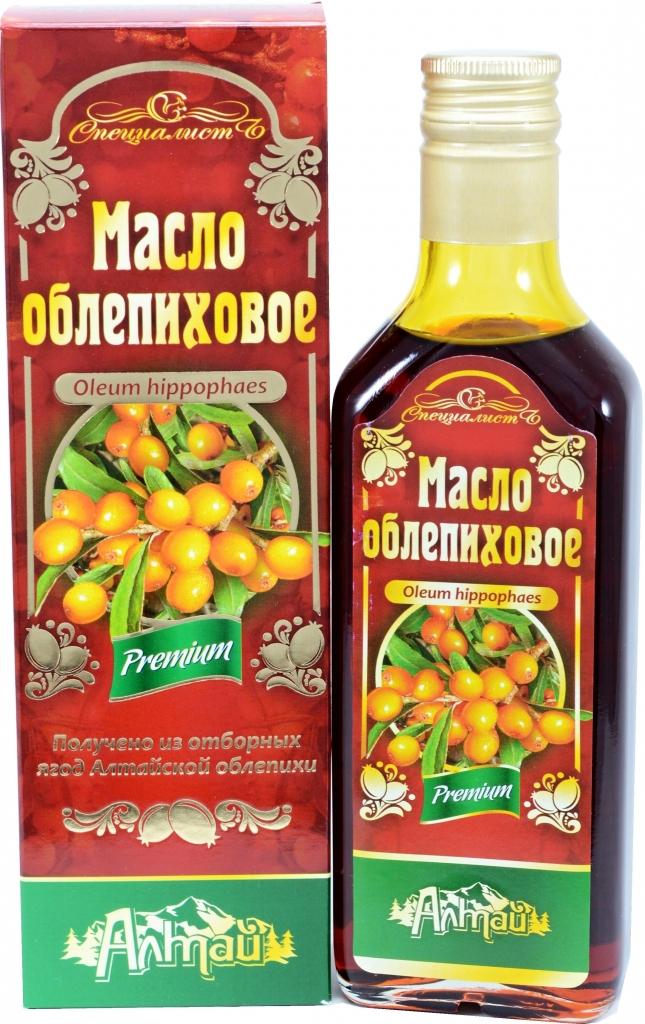 Rakytníkový olej za studena lisovaný 250 ml