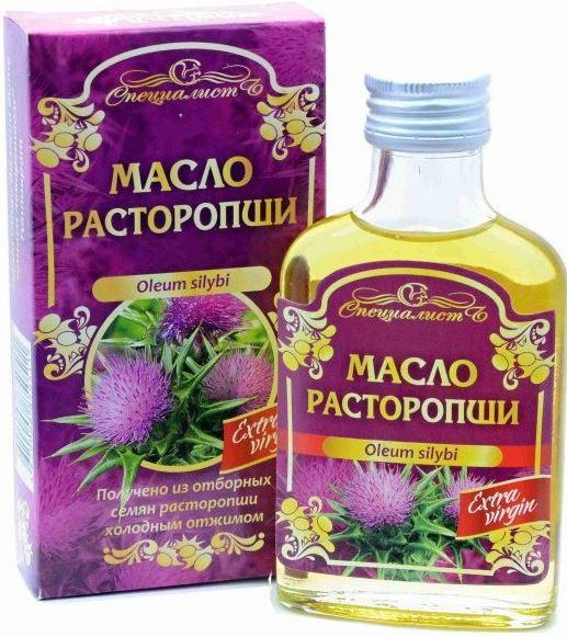 Olej z Pestreca mariánskeho 100 ml