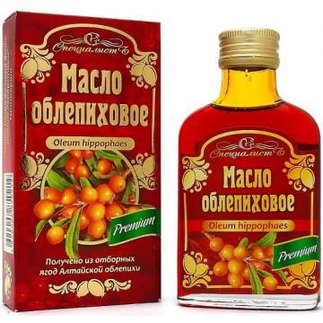 Rakytníkový olej za studena lisovaný 100 ml