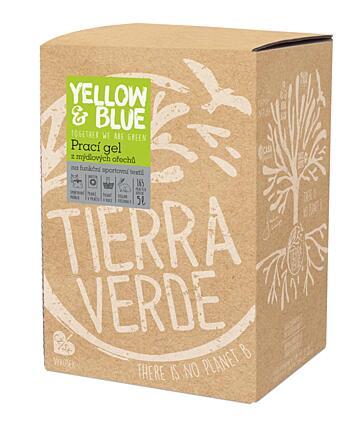 Tierra Verde prací gél na športovú bielizeň 1 liter